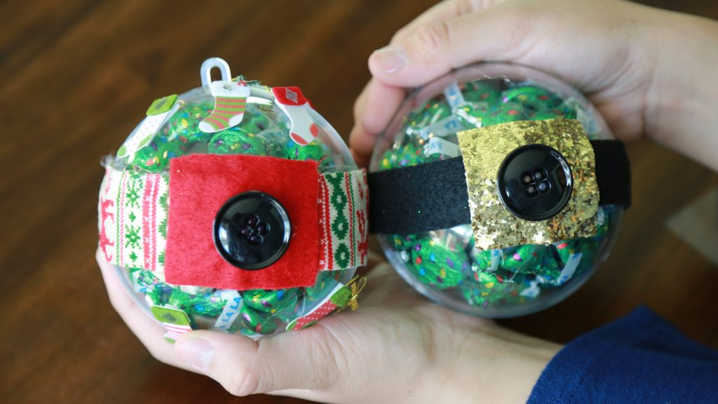 Diy aprilathena7 finally you can put your diy ornaments into the gift bags with tissue paper solutioingenieria Choice Image
